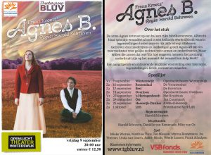 Agnes B. zonder vvk